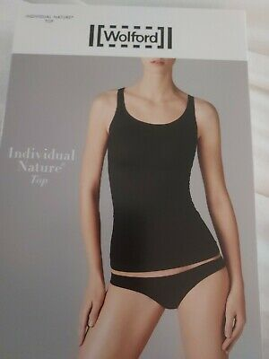 £6.70 • Buy Wolford Individual Nature Top, White, Small