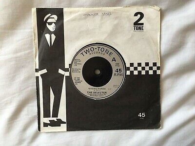 £0.99 • Buy THE SELECTER  MISSING WORDS / CARRY GO BRING COME   1980 7inch REGGAE  TWO TONE