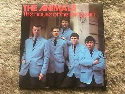£4 • Buy The Animals 7  Single Record, House Of The Rising Sun