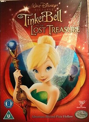 £3 • Buy Tinker Bell And The Lost Treasure (DVD).