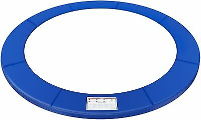 £39.99 • Buy Trampoline Spring Cover Safety Pad Mat. Blue. 12ft. 15mm Thick. Songmics Brand