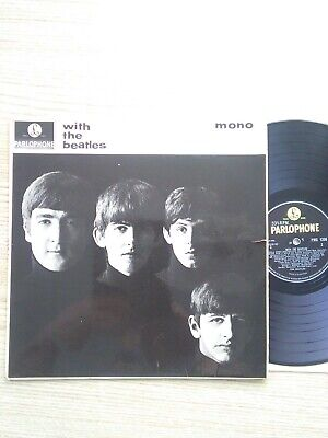 £34.95 • Buy  Beatles - With The Beatles 1963 UK Vinyl LP  PMC 1206 MT STAMP PLAY TESTED VG+