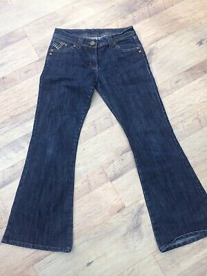 £3.99 • Buy Ladies Dorothy Perkins Blue Flare Jeans Size 12 R