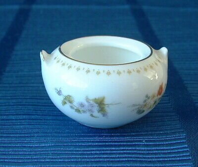 £7.99 • Buy Wedgwood Mirabelle Miniature Sucrier / Sugar Bowl Without Lid