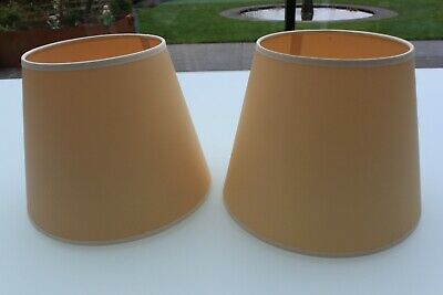 £22 • Buy 3 Ligne Roset Pascal Mourgue Lamp Shades - 1 X Reading Lamp; 2 X Table Lamp