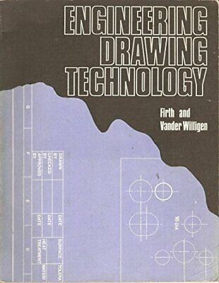 £100.99 • Buy Mechanical Engineering Drawing By Willigan, A.W.Vander Hardback Book The Cheap