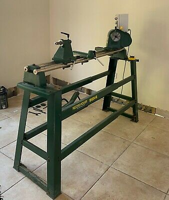 £410 • Buy Record Power Cl4 Wood Turning Lathe