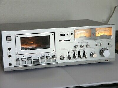£489.95 • Buy Exc. Aiwa AD-6800 Top Range Prof Serviced 3Head Stereo Cassette Deck New Belts