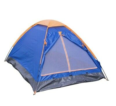 £34.95 • Buy 2 Man Tent Waterproof Brand New Fast Delivery Ideal For Festivals Hiking Fishing