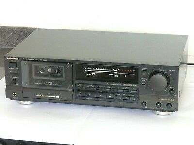 £549.95 • Buy Immaculate Professionally Serviced Technics RS-B965 3Head Stereo Cassette Deck