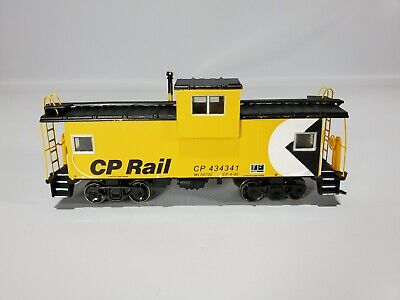 $ CDN12.18 • Buy Ho Trains Canadian Pacific Cp Rail Wide Vision Caboose#434341 From Collection Nm