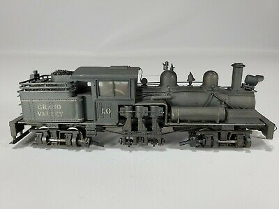 $ CDN60.90 • Buy Ho Trains Unknown Maker 2 Truck Shay Locomotive From Collection Need Some Repair