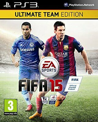 £1.89 • Buy FIFA 15 Ultimate Team Edition (PS3)