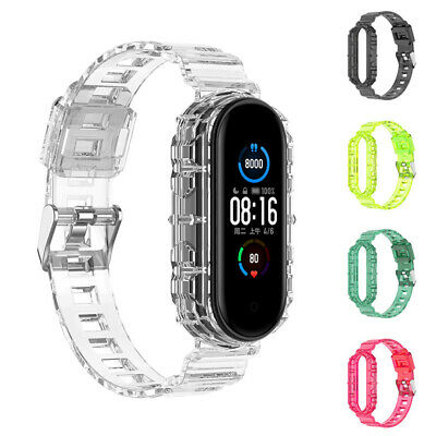 $4.02 • Buy Replacement Silicone Strap For Xiaomi Mi Band 6/5/4/3 Bracelet Smart Watch Band