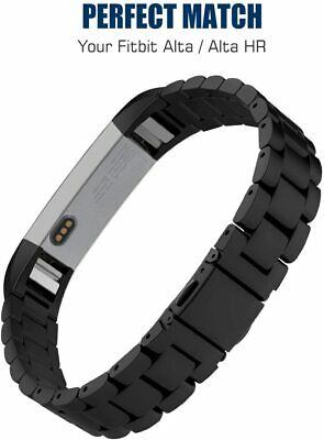 AU18.97 • Buy For Fitbit Alta HR's Durable Watch Band Replacement Wristband & Belt Accessories
