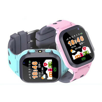 AU25.83 • Buy Kids Smart Watch Camera Call Phone Game Watches For Boys Girls Gi KT SAN