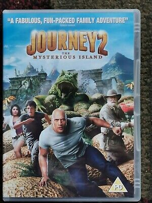 £0.50 • Buy Journey 2 - The Mysterious Island DVD (2012)