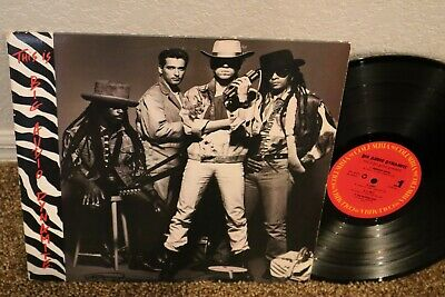 £4.25 • Buy This Is The Big Audio Dynamite Album 1985 Near Mint Record !