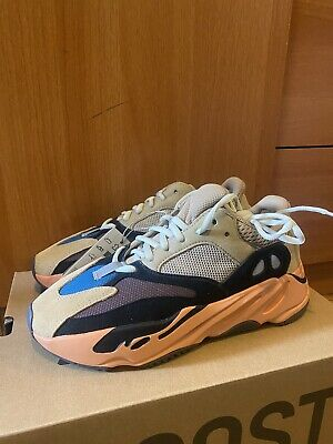 $ CDN487.22 • Buy Adidas Yeezy Boost 700 Enflame Amber Size 6 100% Authentic In Hand