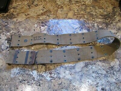 $9.99 • Buy WWII US Army 1942 Dated RM Co.  Pistol Belt M-1936