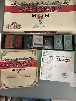 £10.74 • Buy Monopoly Classic Reproduction Of Original Game
