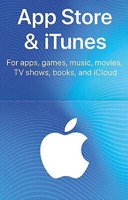 AU83.14 • Buy ITunes Gift Card US$50