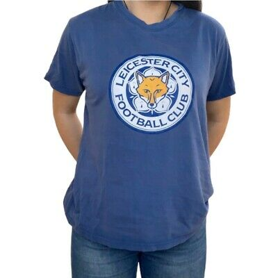 £4.99 • Buy Leicester City FC Graphic Print T Shirt Size Men's Small