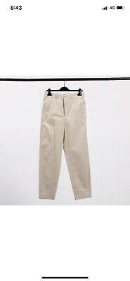 AU58 • Buy Scanlan Theodore Cotton High Waisted Pants Size 8-10