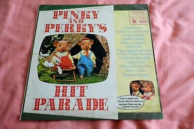 £5.40 • Buy Vinyl Record Pinky And Perky - Hit Parade. LP. Music For Pleasure. (EMI). 1968.