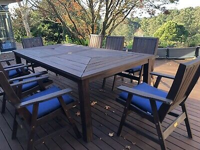 AU250 • Buy Outdoor Furniture Setting Used