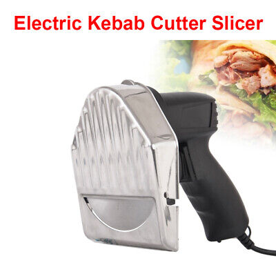 £77.39 • Buy Upgrade 2800 RPM Electric Doner Kebab Cutter Meat Knife Shawarma Extra Blade