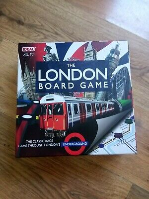£11.99 • Buy The London Board Game By Ideal