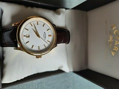 £40 • Buy Rotary Automatic Mens Watch. Mint Condition, No Scratches. Dolphin Standard.