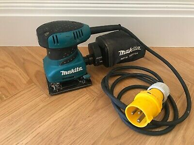 £39.99 • Buy Makita Bo4555 200w Palm Sander 110v In Excellent Working Condition.