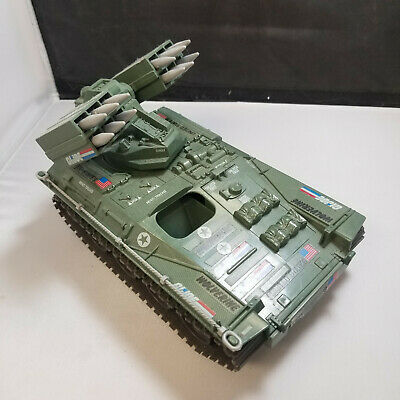 $29.95 • Buy G.I. Joe 1983 Wolverine Vehicle W/ Missles & Cover, Combined Shipping Specials!