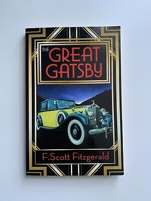 £2.20 • Buy The Great Gatsby By F. Scott Fitzgerald (Paperback, 2015)