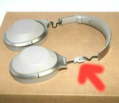 $ CDN64.19 • Buy Sony WH-1000Xm2 Bluetooth Wireless Headphones Gold For Parts / Not Working READ!
