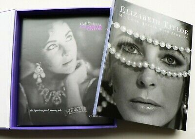 £72.43 • Buy Christie's Auction Elizabeth Taylor 2 Book Boxed Set My Love Affair With Jewelry