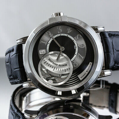 £78589.72 • Buy Harry Winston Midnight Minute Repeater MSRP