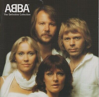 £6 • Buy Abba CD Set The Definitive Collection 2001