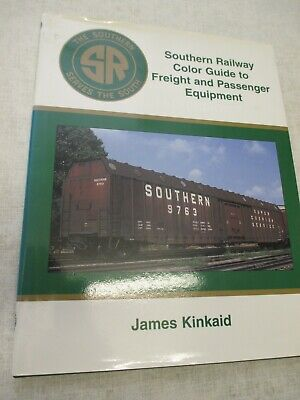 £5 • Buy Southern Railway Color Guide To Freight & Passenger Equipment. USA Railroads.