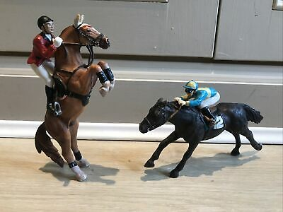 £11 • Buy Schleich Horse And Rider Bundle Rare And Retired Sets PLEASE READ DESCRIPTION