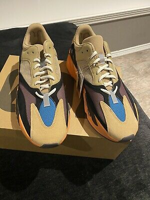 $ CDN459.48 • Buy Adidas Yeezy Boost 700 Enflame Amber US Size 12 Brand New 100% Authentic