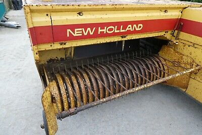 £3895 • Buy New Holland 940 Convectional Baler One Owner From New