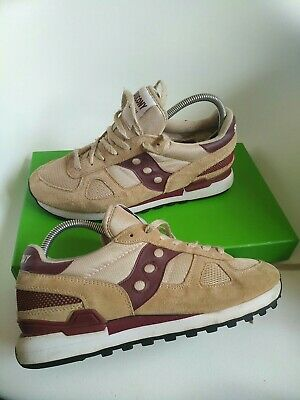 £39 • Buy Saucony Mens Trainers Size 8 Authentic 100% Jazz  Shadow