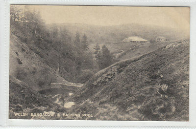 £1.50 • Buy Welsh Bungalow & Bathing Pool Mostyn House School Parkgate Wirral Cheshire C1918