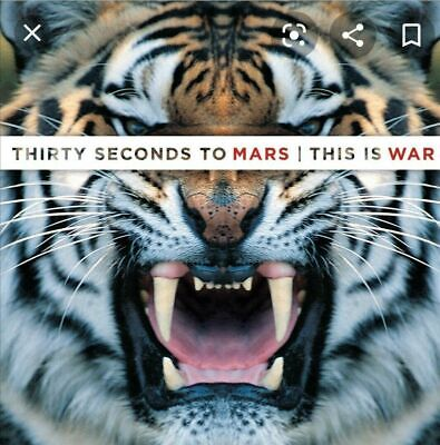 £3 • Buy 30 Seconds To Mars This Is War Cd New Sealed Kings & Queens Night Of The Hunter