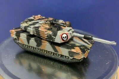 $7.99 • Buy Vintage Micro Machines Terror Troops Military M1A1 Abrams Tank Gray/Brown Camo