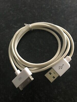 £6.35 • Buy USB Sync Charger Data Lead Wire Cable For IPod Nano 5 5th Gen Generation