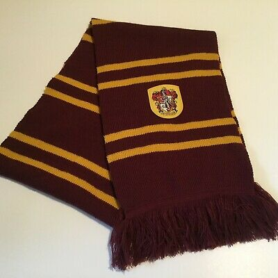 $ CDN18.61 • Buy Harry Potter Gryffindor Scarf Red/Yellow Official Warner Product EUC